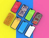3D Printable Mobile Phone Inserts Designs