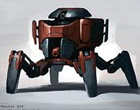 Stainless Steel Shinobu (robots)