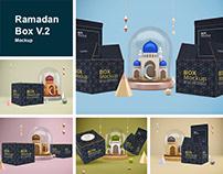 Ramadan Box V.2 Mockup