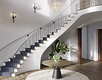 M Residence | Main spaces