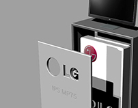 Lg display design