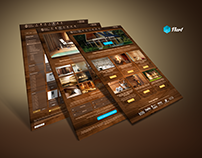Batr — LandingPage with Online Store based on Joomla
