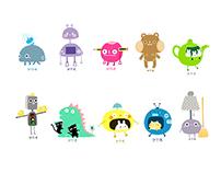 100 robots (part 2)