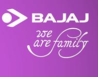 Bajaj- Diwali Banners for Amazon and Flipkart