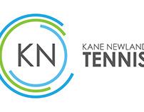 Kane Newland Tennis Logo