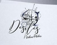 Graphiste logo filmMaker Desiles, par Loolye Labat