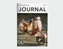 Veteran Vespa Club Journal