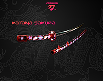 Unique Katana sword online shop