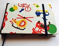 Cuaderno Medios de Transporte