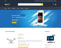 BigOn - Responsive Ecommerce Shopify Theme