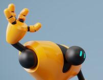 Robot in Love #2