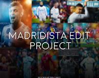 Madridista Edits Project