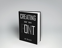 Creating your own font - book