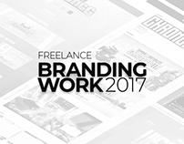 Twitch Branding Work [2017]
