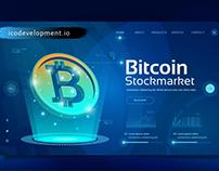 Bitcoin Stoke Market