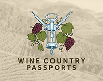 Wine Country Passports