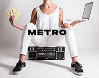 Radio Metro | Proyecto de graduación
