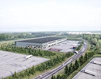 Warehouses visualization