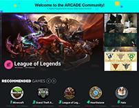 Arcadur.com Social Media Content Creation for Gamers
