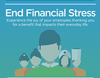 End Financial Stress Infographic