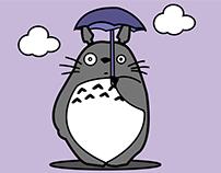 Happiness is Totoro