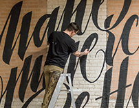 Shopify Mural