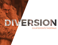Theatre play Poster - Diversion