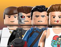 Lego Minifigures: Series 1