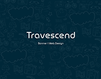 Travescend: Travel Company | Landing Page