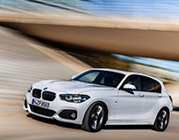 BMW 1Series M Sport Pack (2015)