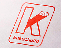 Diseño de marca, web y puesto de venta para Kukuchurro