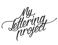 My Lettering Project