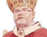 Cardinal Marx Reinhard for Politico