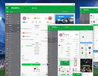 Livevysledky | Webdesign