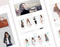 Aha Shop - Minimal clothing store