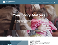 Content Strategy | Eagle Brook Church, MN