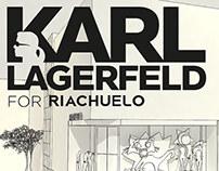 RIACHUELO - COLLECTION KARL LAGERFELD