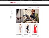 Интернет-магазин «Lartego»