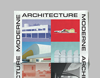 Poster - Modern architecture