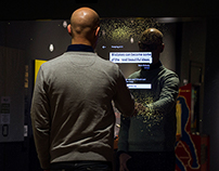 MOHAI Launchpad Exhibit