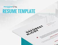 Resume Template Primus