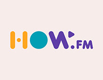 how.fm | Brand Design