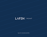 Lafen Logo & Corporate Identity