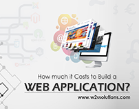 How much does it cost to build a Custom Web Application