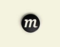 melómanos magazine branding