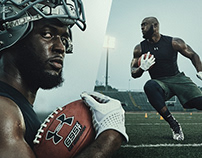 UA Highlight X Leonard Fournette