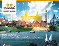 Banque du Caire - American Chamber Magazine & Calendar