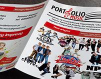 Portfolio Music Katalog