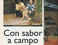 """""""Con sabor a campo"""""""