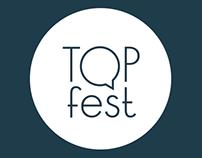 Посадочная страница мероприятия «Topfest 2015»